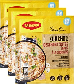 Maggi Mix Gewürzmischung für Zürcher Geschnetzeltes