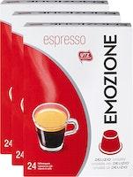 Capsule di caffè Espresso Emozione