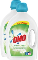 Detersivo liquido Fresh Clean Omo