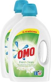 Lessive liquide Fresh Clean Omo