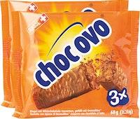 Barrette di cioccolato Choc Ovo Ovomaltine