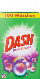 Lessive en poudre Color Fresh Dash