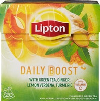 Thé Daily Boost Lipton