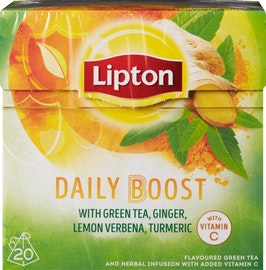 Lipton Tee Daily Boost