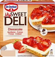 Dr. Oetker My Sweet Deli Cheesecake