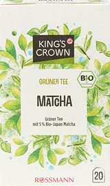 KingSC Tè alle erbe bio Matcha