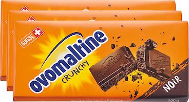 Tavoletta di cioccolata Fondente Ovomaltine