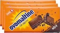 Tablette de chocolat Noir Ovomaltine