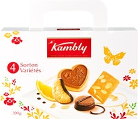 Coffret de biscuits Kambly
