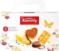 Valigetta di biscotti Kambly