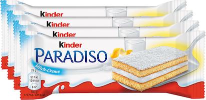 Kinder Paradiso Ferrero