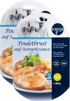 Plat cuisiné Forster