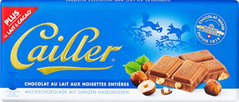 Cailler Milchnuss