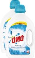 Omo Flüssigwaschmittel Active