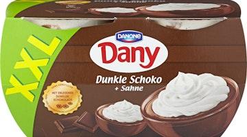 Pouding à la crème Dany Danone