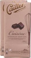 Cioccolato da cucina Fondente Cailler