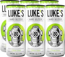 Luke's Hard Seltzer Citrus-Lime