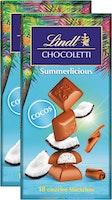 Lindt Chocoletti Summerlicious