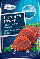 Sea Side Thunfischsteak