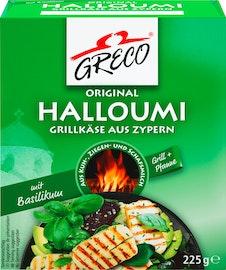 Greco Halloumi Fromage à griller au basilic