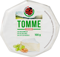 Tomme Formaggio a pasta molle IP-SUISSE