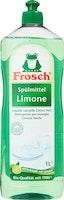 Detersivo lavastoviglie Limone verde Frosch