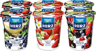Yogurt Hirz Nestlé