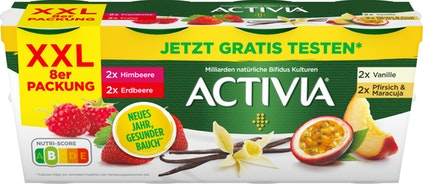 Yogourt probiotique Activia Danone