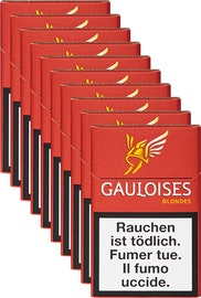 Gauloises Blondes Rouge