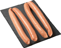 Saucisses de Vienne à la dinde Denner