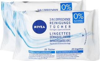 Nivea Reinigungstücher 3 in 1