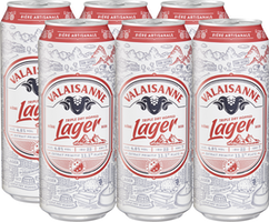 Birra lager Valaisanne