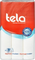 Carta per uso domestico bianca tipptopp Tela
