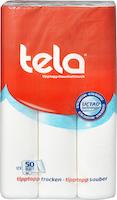 Papier de ménage blanc tipptopp Tela