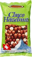 Noisettes dragées de chocolat Alprose