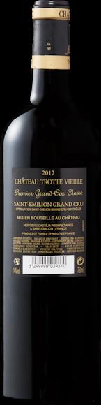 Château Trotte Vieille 1er Grand Cru Classé B Saint-Emilion AOC Zurück