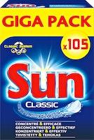 Pastiglie lavastoviglie Classic Sun