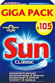 Tablettes lave-vaisselle Classic Sun