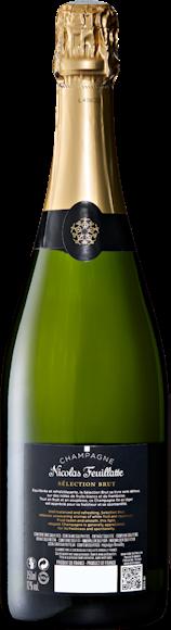 Nicolas Feuillatte Sélection brut Champagne AOC Zurück