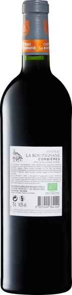Château La Boutignane Rouge bio Corbières AOP Zurück