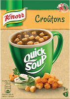 Knorr Quick Soup Croûtons