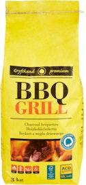 Bricchette di carbonella BBQ Premium