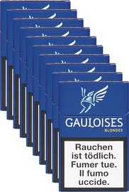 Gauloises Blondes Bleu