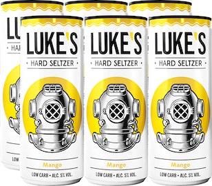 Luke's Hard Seltzer Mango