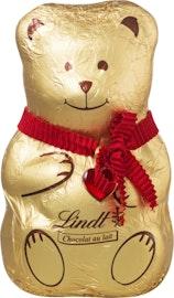 Orsetto dorato Teddy Lindt