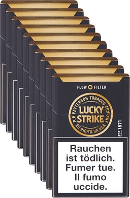 Lucky Strike Black