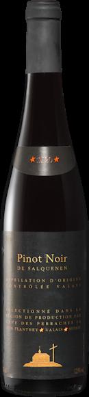 Pinot Noir de Salquenen AOC Valais Vorderseite
