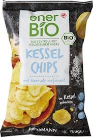Chips au sel marin enerBiO