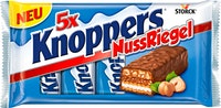 Barrette alle nocciole Knoppers