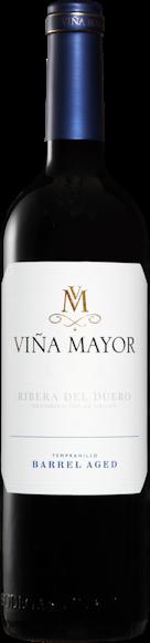 Viña Mayor Tempranillo Barrel Aged D.O. Ribera del Duero  Vorderseite